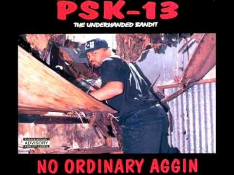 PSK-13 Ft 38, Black & K-Rino - No Ho's Barred
