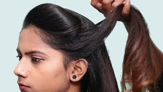 NEW High Puff Ponytail Hairstyles || Easy Ponytail Hairstyles || girls hairstyles
