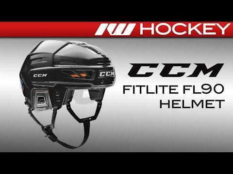 CCM FitLite FL90 Helmet Review