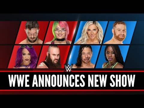 WWE ANNOUNCES MIXED MATCH CHALLENGE! (Going in Raw Daily Pro Wrestling News 12/13/17) thumbnail