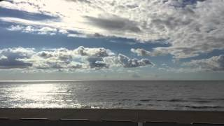 Iphone 6 plus Slo Mo (240fps) - Galveston Sea Wall