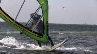Windsurfing how to Pขsh Tack / Fehmarn / Gold