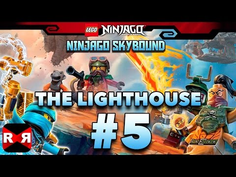 LEGO Ninjago: Skybound – The Lighthouse New Level