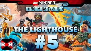 LEGO Ninjago: Skybound - The Lighthouse New Level - iOS / Android - Walkthrough Gameplay Part 5