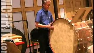 Concert Bass Drum Lessons 06: Tuning the Concert Bass Drum(Vic Firth Video Lesson Series Concert Bass Drum with Tom Gauger Tom Gauger has played percussion with the Boston Symphony and Boston Pops Orchestras ..., 2015-02-26T14:22:45.000Z)