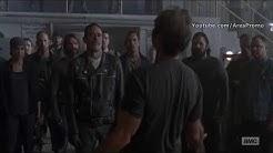 The Walking Dead 8x15 Negan Fights And Kills Simon Season 8 Episode 15 HD Worth