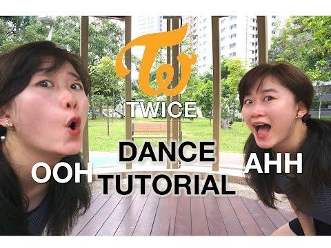 TWICE(트와이스) Like OOH-AHH(OOH-AHH하게) Dance Tutorial | FULL mirrored [Charissahoo]