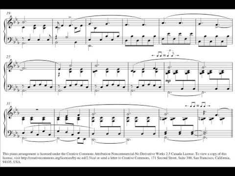 Vienna The Fray Original Piano Arrangement Youtube