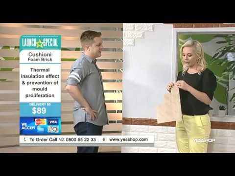 [YES SHOP] New Zealand 3d Wallpaper TV Shopping