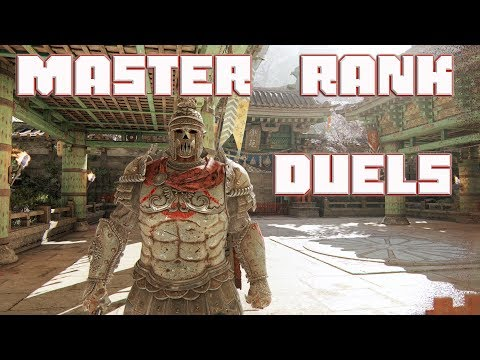 Parry Thirsty Centurion | Master Rank Duels | For Honor