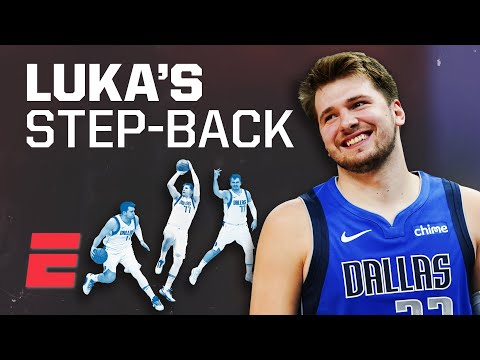 Luka Dončić's step-back jumper is deadly from anywhere on the court   Signature Shots