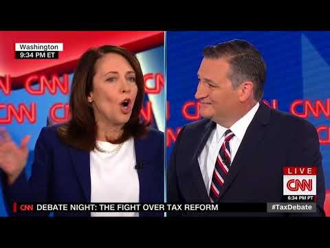 Cantwell Dodges Question About The Difference Between Democrats and Socialists