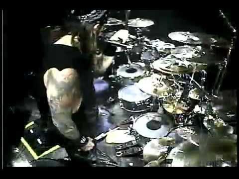 Mike Portnoy Drum Solo - Progressive Nation Tour 2009-2010