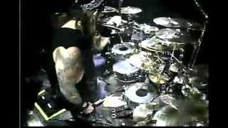 Mike Portnoy Drum Solo - Progressive Nation Tour 2009-2010