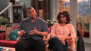 What made you want to work on this show? - Omar Gooding