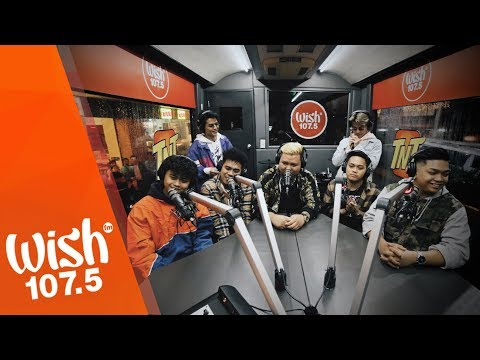 "Allmo$t performs ""Miracle Nights"" LIVE on Wish 107.5 Bus"
