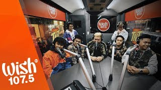 """Allmo$t performs """"Miracle Nights"""" LIVE on Wish 107.5 Bus"""
