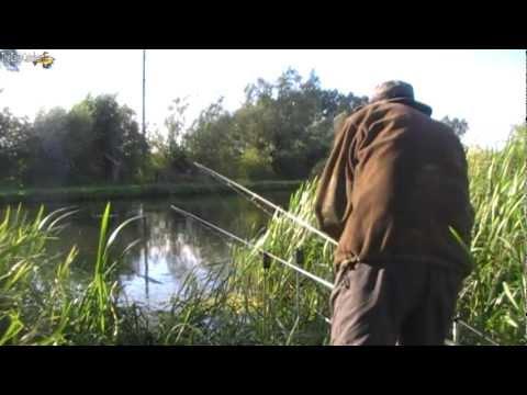River Cam Carp Quest 2011 Part 9 - Carp Fishing