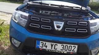 Dacia Stepway - Symbol Motor Tanıtımı / Ehliyet Sınavı İçin !