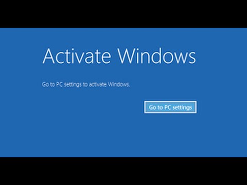 how to make activate windows now stop