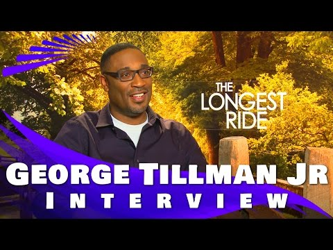 George Tillman Jr Interview: The Longest Ride Mp3