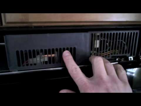 How To Replace The Lamp In Your Ge Advanta Microwave Oven