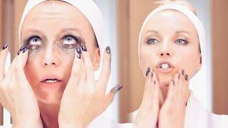ТЕСТИРУЕМ бальзам для снятия макияжа! РАБОТАЕТ или НЕТ?