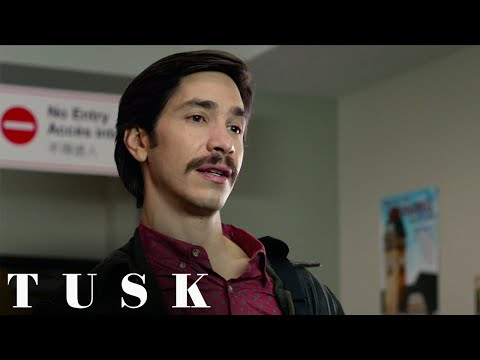 Tusk | Cana-do's of Canada | Official Movie Clip HD | A24