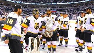 ESPN's Barry Melrose on Golden Knights Reaching Stanley Cup Finals | The Rich Eisen Show | 5/22/18