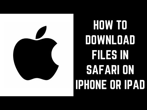How To Download A File In Safari On IPhone Or IPad