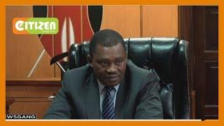 NEWS GANG   Justin Muturi : The BBI report has no legs to walk to parliament