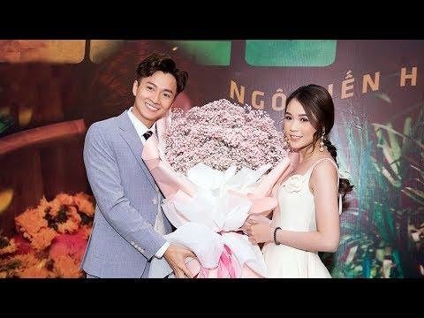 Sam lên tiếng về chuyện TÌNH CẢM với Ngô Kiến Huy tại buổi ra mắt MV Truyền Thái Y