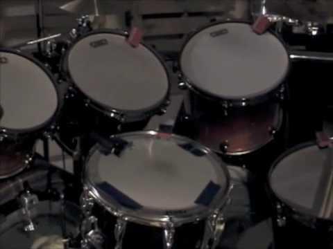 Recording extreme metal drums Part 1