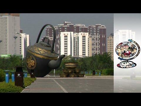 China Built A Replica Of Paris And It's Uninhabited