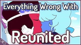 Everything Wrong With Reunited *Parody* (Steven Universe)