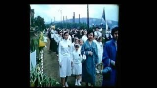 Repeat youtube video Fête Dieu 1956 à ALGRANGE en Moselle