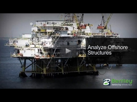 Analyze Offshore Structures