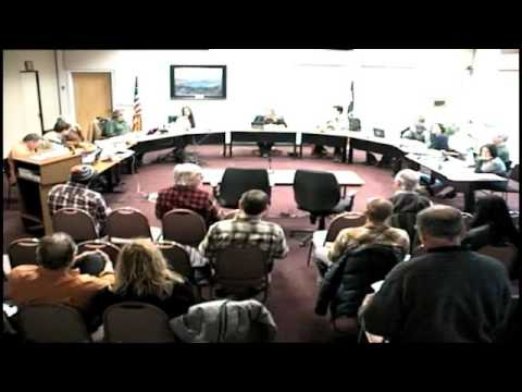 Town of Carbondale Board of Trustees 3/16/16 Special Meeting
