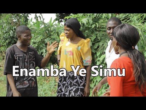 Enamba Ye Simu - Luganda Comedy skits.