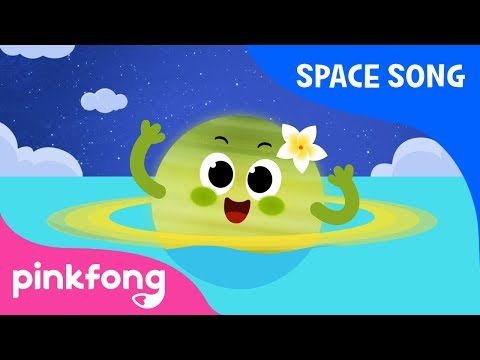 Saturn | Planet Song | Pinkfong Songs for Children