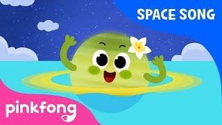 Saturn | Space Song | Pinkfong Songs for Children