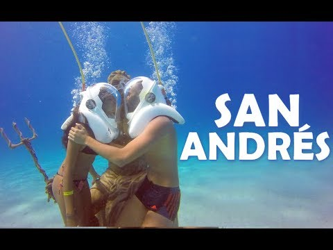 Ilha de San Andrés | Colômbia 2017 #1