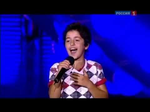 Vladimir Arzumanyan Armenia Junior New Wave 2010