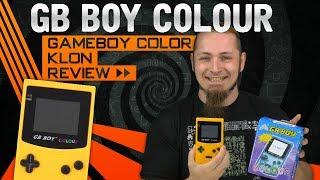 GB BOY COLOUR 🎮 GameBoy Color Klon aus China? [Review, Technik, German, Deutsch]