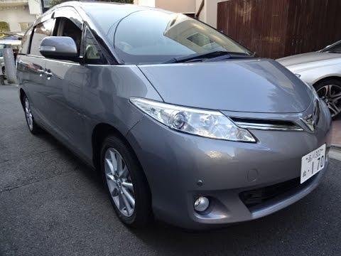 Buy 2015 New Car Toyota Estima Tokyo Japan Youtube