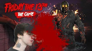 🔴 LIVE - FRIDAY THE 13TH: THE GAME - MY LAST STREAM FOR A WHILE!?! (BECAUSE I