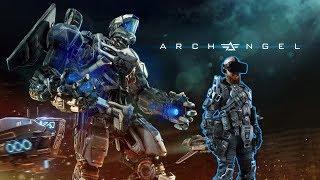 BECOME A MECH PILOT!! Archangel Oculus Rift & Oculus Touch Gameplay - Virtual Reality