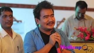 Artists honor and appreciate Sunil Thapa - Medianp.com
