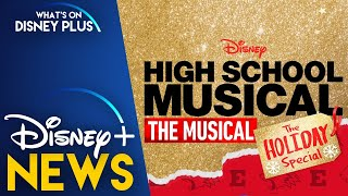 High School Musical: The Musical: The Holiday Special Coming Soon To Disney+  | Disney Plus News