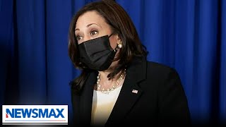 Kamala storms out after being pressed on border crisis